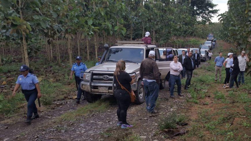 MLR Forestal recibe comitiva médica y de Gobierno