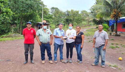 MLR Forestal El Pijibay reparación camino
